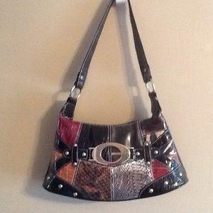 Handbags - Multi Color Patton Purse