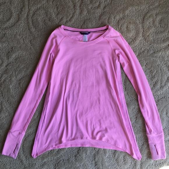 cd7071ece lululemon athletica Shirts & Tops | Ivivva Long Sleeve Workout Top ...