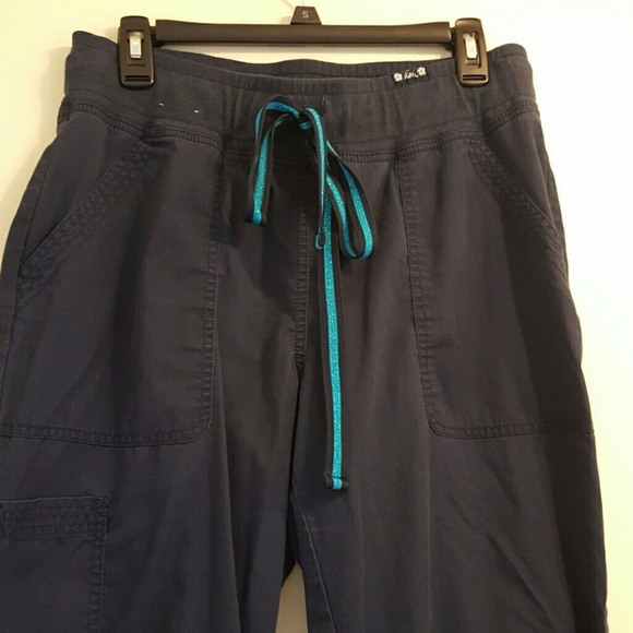 Koi Other Navy Blue Morgan Scrub Pants Poshmark