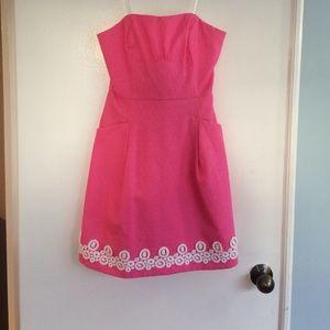 Lilly Pulitzer tulip dress