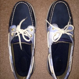 Sperry Top-Sider Shoes - FLASH SALE Sperry intrepid plaid boat shoe
