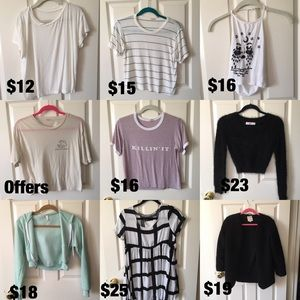 Items for sale!!!