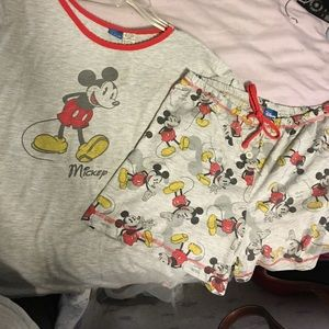 Disney Other - 💋Mickey Mouse boxer pj's