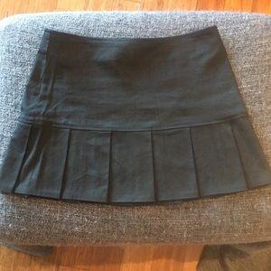 Super cute Tracy Evans dark grey skirt