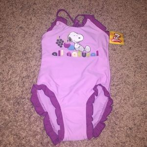 Schultz Other - Snoopy bathing suit. NWT. Different sizes.