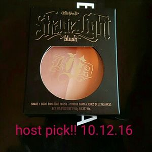 Kat Von D Other - Kat Von D shade & light blush. Mickey and Mallory