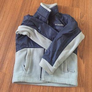 Other - Fleece Columbia jacket