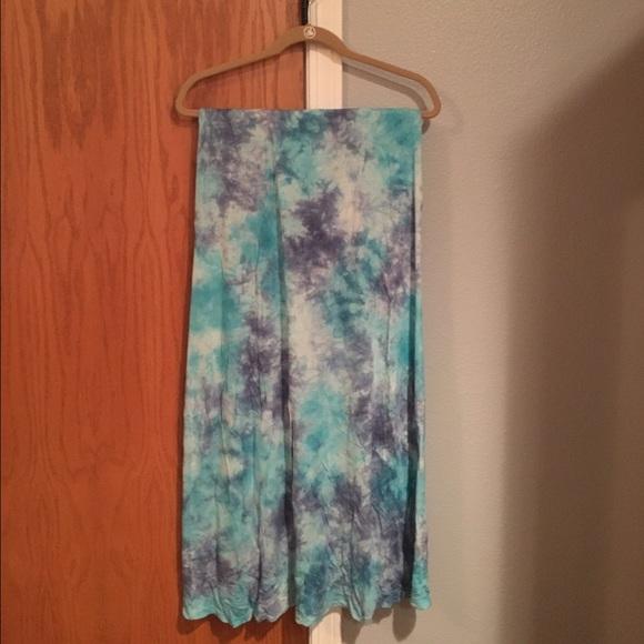 57 billabong dresses skirts comfy tie dye