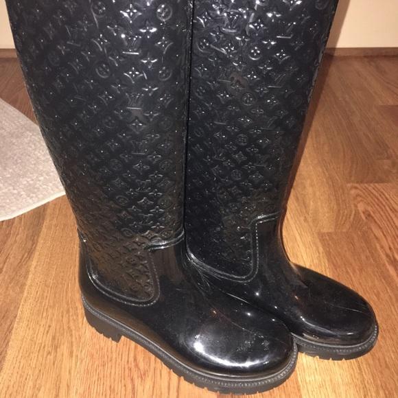 fd313b2f778 Louis Vuitton Shoes - Louis Vuitton Rain Boots