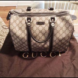 1dd2d2a3b16a Gucci Bags | Authentic Joy Medium Boston Handbag | Poshmark