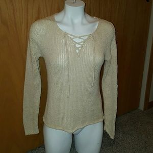 Old Navy Sweaters - Old Navy tie at top sweater..NWT..