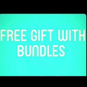 Other - BUNDLE, SAVE, CHOOSE FREE JEWELRY UP TO $10 VALUE
