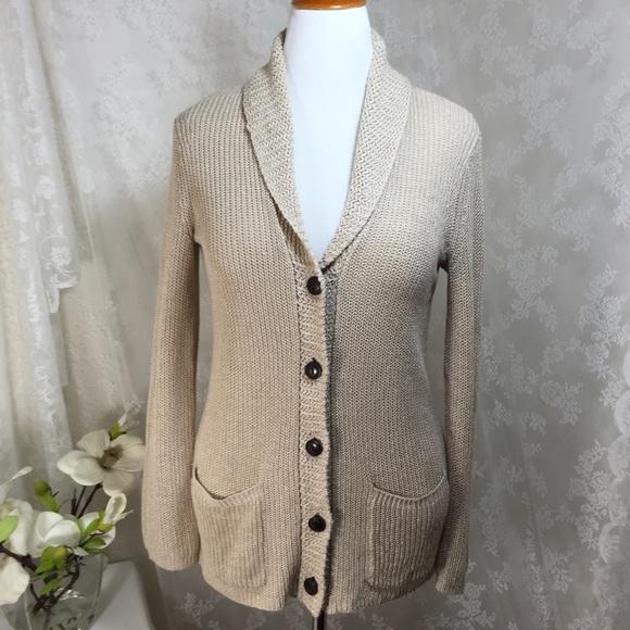 2aaf2f01e Denim   Supply Shawl- Collar Cardigan. B018