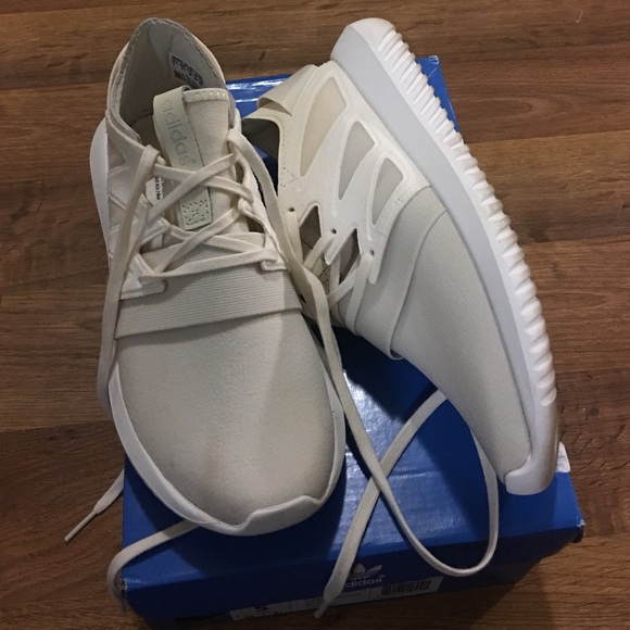adidas schuhe frauen 5 tubuläre virale whitechalwhite poshmark
