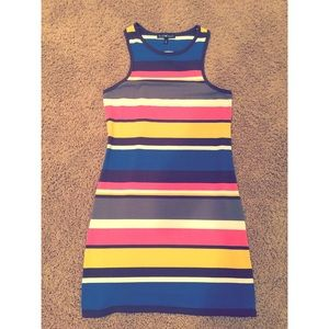 Derek Heart Dresses & Skirts - 🎀Multi Colored Dress🎀