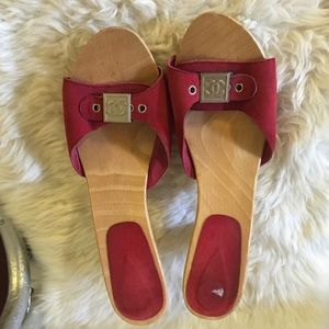 Chanel Clog sandals size 39