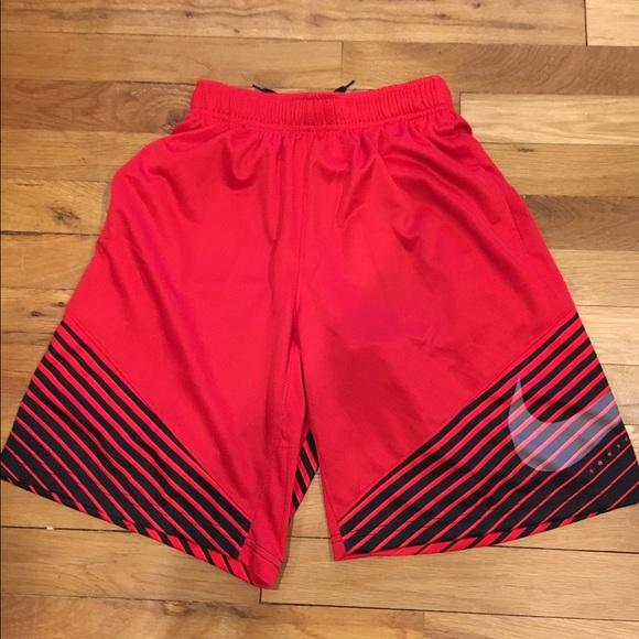 0118c697a902 Nike boys dri fit elite shorts size small