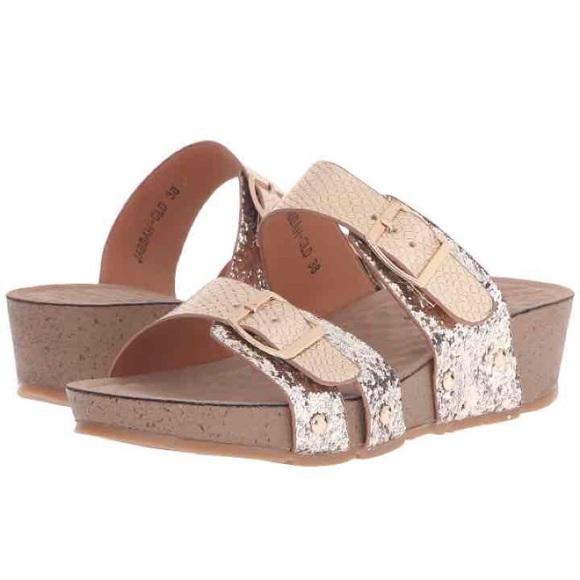 Womens Sandals PATRIZIA Jabbah Gold