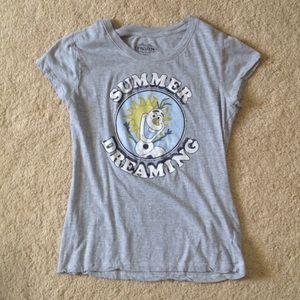 Disney FROZEN tshirt