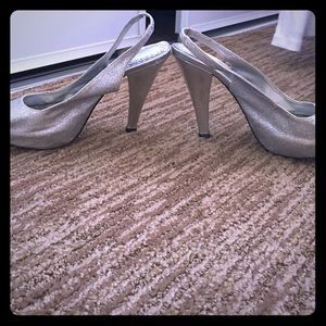 Sparkle Heels.