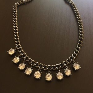 Express chain diamond necklace