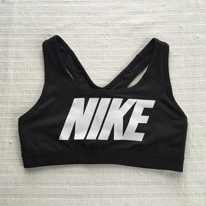 00fcdb3c1b Nike Tops - Women s Nike Pro Core Classic Logo Sports Bra