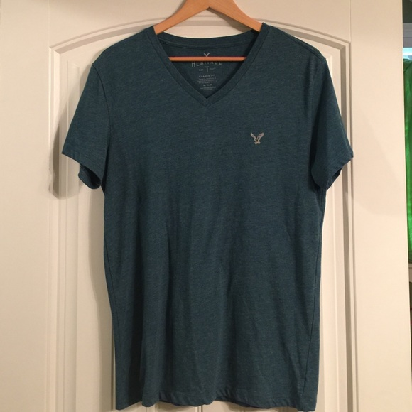 4f2a405f American Eagle Outfitters Shirts | American Eagle Heritage T Vneck ...
