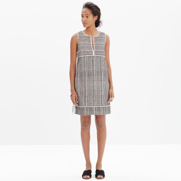 Madewell Dresses Amp Skirts Flash Saletidal Wave Dress