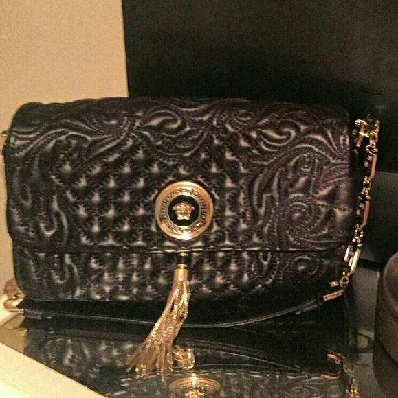 8b23c59b6a2f84 Versace Bags | Calliope Vanitas Shoulder Bag | Poshmark