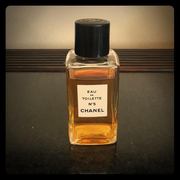 08c17a310abd18 Chanel Other | Vintage No 5 Perfume | Poshmark
