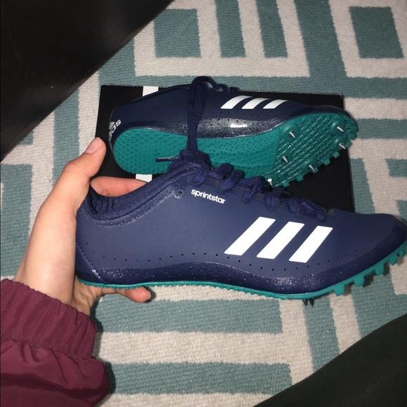 Sede El uno al otro impaciente  adidas Shoes | New Sprintstar Adidas Track Sprinter Spikes | Poshmark