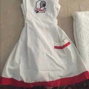 Dresses & Skirts - Vintage tennis outfit. Sale
