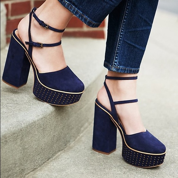 54e5ac2d89 Free People Shoes - Free People Star Crossed Platform