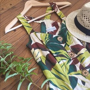 Laundry By Shelli Segal tropical jumper!