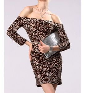 Finejo Dresses & Skirts - LIZA 🐯leopard is always in fashion size  small