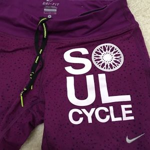 Nike soul cycle tights
