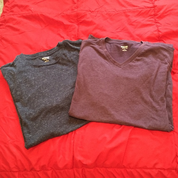 Mossimo Supply Co Shirts Bundle Of Mens Mossimo Supply Co Tees