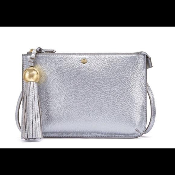 Tory Burch Bags   Nwt Exclusive Tassel Crossbody Bag   Poshmark 3b9e0a08da