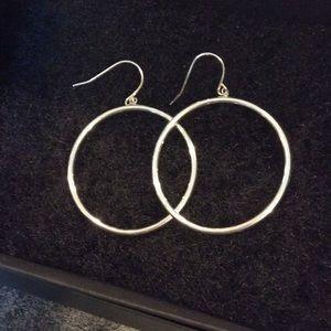 ⭐️CCO⭐️ Silver Hoop Earrings