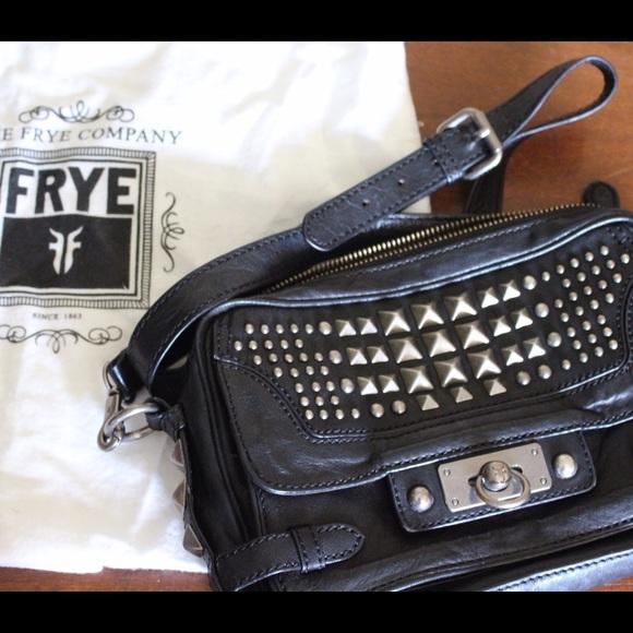 02cd688a6220 Frye Handbags - Frye Cameron Studded Crossbody