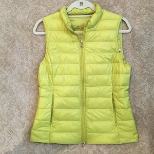 Patrizia Pepe Jackets & Blazers - Green down vest from Italy