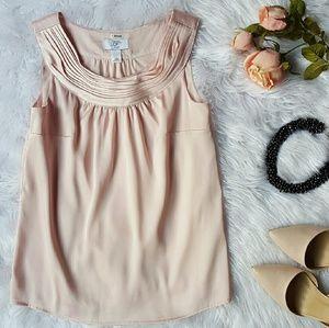LOFT Tops - LOFT Blush Pink Top