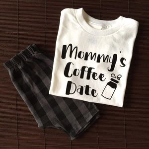 Other - 🎉HP🎉 Mommy's Coffee Date Tee