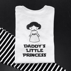 Other - Daddy's Princess Tee