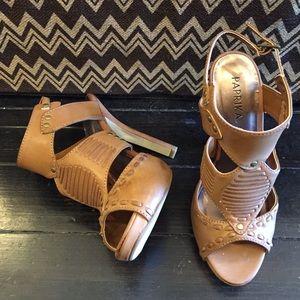 Paprika Shoes - Gladiator heels