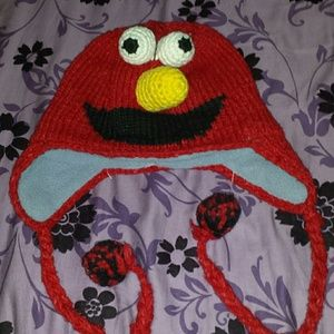 Other - Toddler size Elmo hat