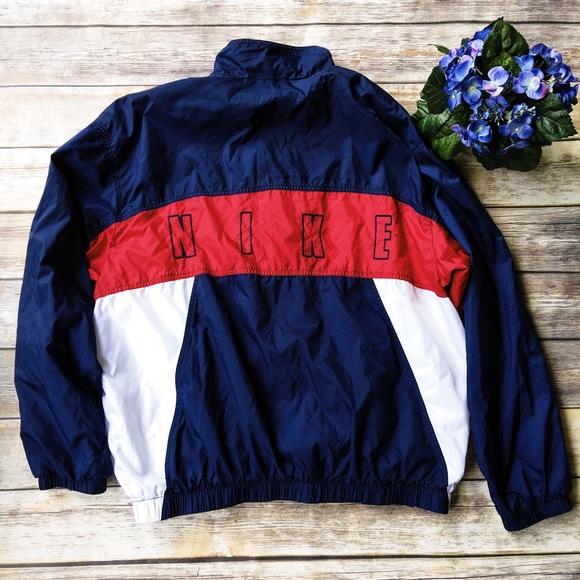 Nike - SOLD | Nike Vintage Olympic Windbreaker Jacket from ...