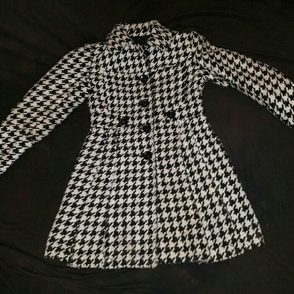 George Jackets Coats Girls Corduroy Black White Trench Coat