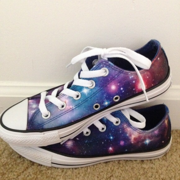Converse Shoes | Limited Edition Galaxy | Poshmark