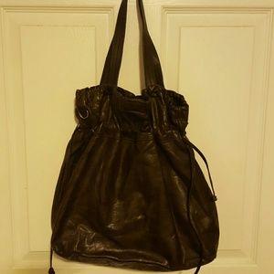 prada brown handbag
